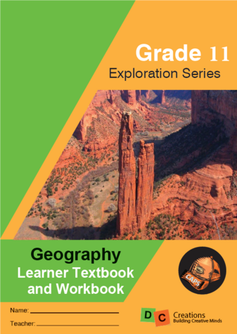 991b5b3c9e8 Geography CAPS Compliant Student Textbook  Workbook Grade 10 - 12